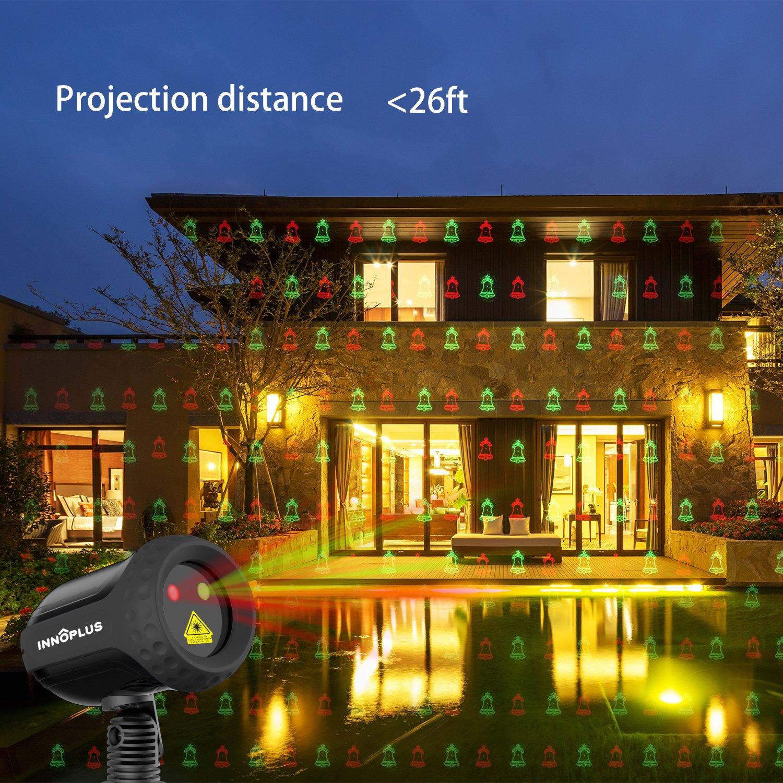 Amazon.com: Outdoor Projection Lights, Graduation Decorations ...