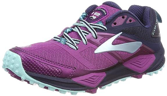 Brooks Cascadia 12, Chaussures de Running Femme