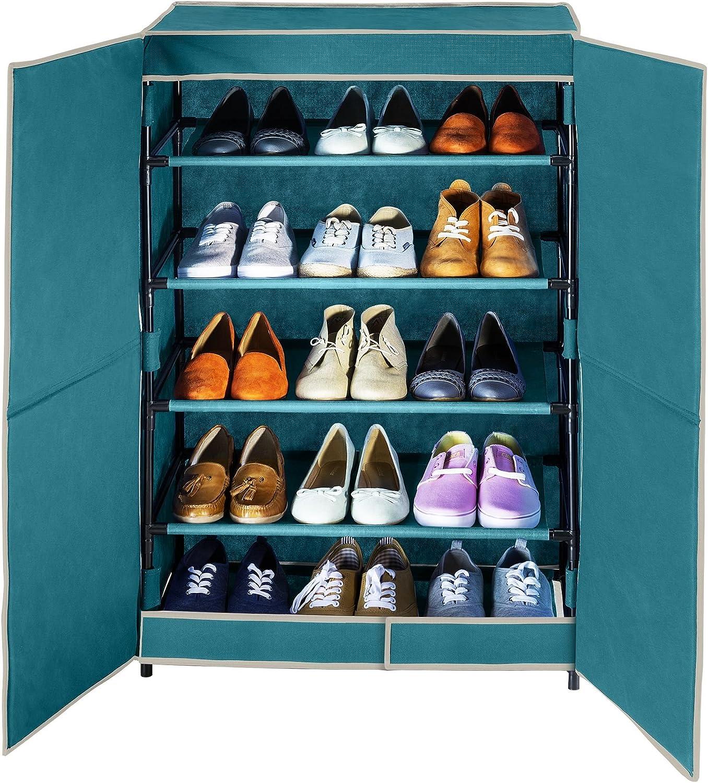 WENKO Unterbettkommode f/ür Schuhe Balance