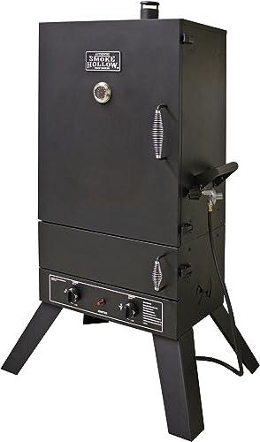 Masterbuilt 44241G2 Gas Smoker, 24.50 L x 60 H x 33 W, Black
