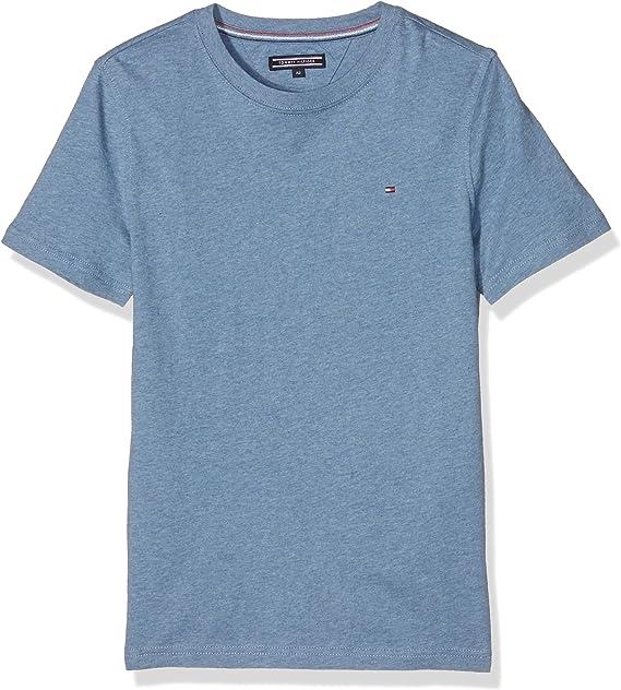 Tommy Hilfiger Original Cn tee S//S Camiseta para Beb/és
