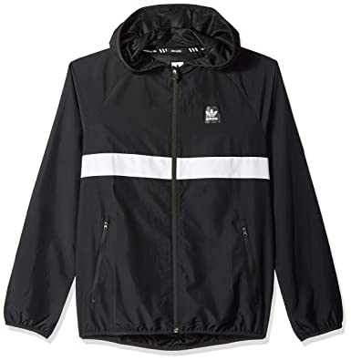 85702f170 adidas Originals Men's Skateboarding Packable Wind Jacket