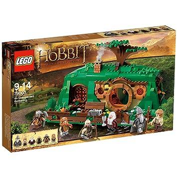 À The Sac Hobbit De Lego Cul Construction 79003 La Rencontre Jeu uKTl1Fc3J
