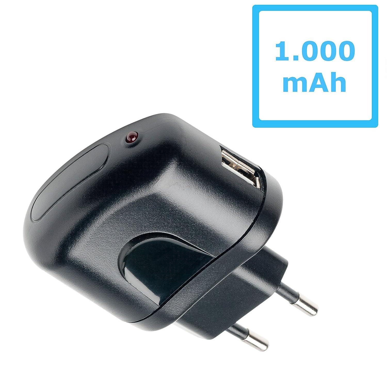 solidBASIC 1 A USB cargador para Huawei P8 Lite/P9 Lite/P10 ...