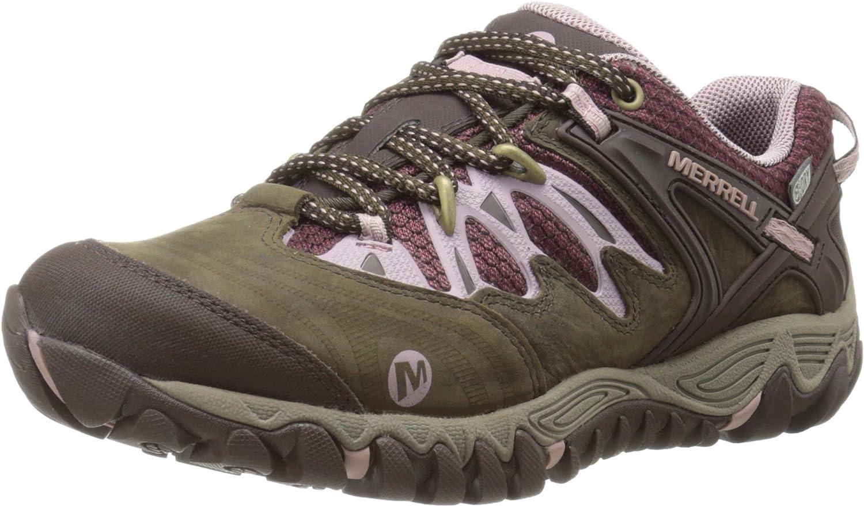 Merrell Women s All Out Blaze Waterproof Hiking Shoe