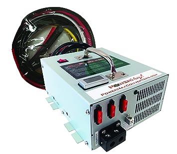 Amazon.com: PowerMax PMBC-75 75 Amp 12 V Cargador de batería ...