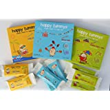 Happy Tummys Nutritious Snack Bars - Super Value Variety Pack - 9 bars x 30 g