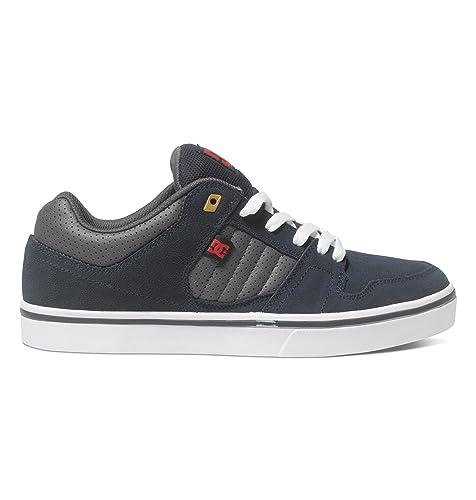 DC Shoes Net Zapatillas Hombre, Azul (Navy/White Nwh), 42 EU