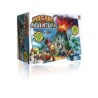IMC Toys Fuga dal Vulcano Play Fun-Lingua Italiana, 96738IMIT