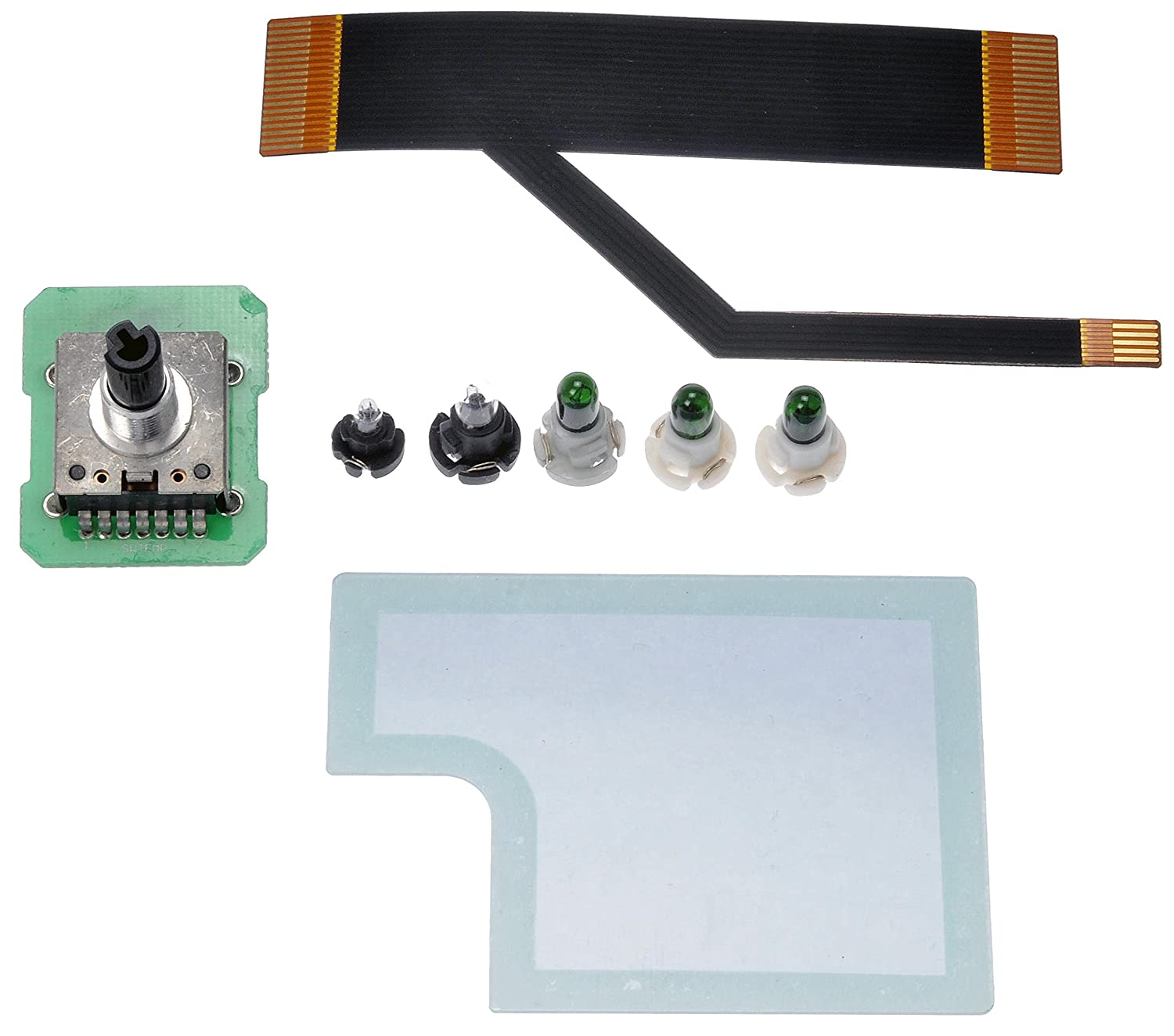 Dorman 599 040 Climate Control Module Repair Kit Automotive 2005 Saturn Wiring Diagram Security