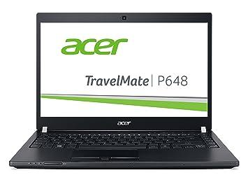 "Acer TravelMate TMP648-MG-71S5 2.5GHz i7-6500U 14"" 1920 x"