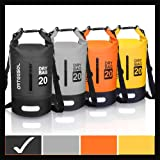 Blackace Dry Bag, 5L 10L 20L 30L WaterProof Dry Bag/Sack Waterproof Bag with Long Adjustable Strap for Kayaking Boat Tour Canoe/Fishing / Rafting/Swimming / Snowboarding