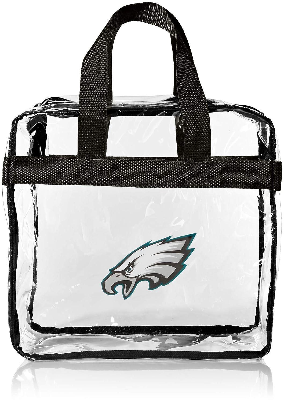 Philadelphia Eagles NFL Philadelphia Eagles Clear See Thru Messenger Bag