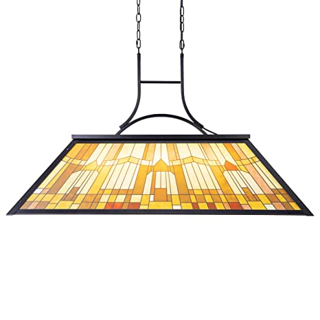 Amazon.com: Wellmet - Lámpara de mesa de billar (3 luces ...