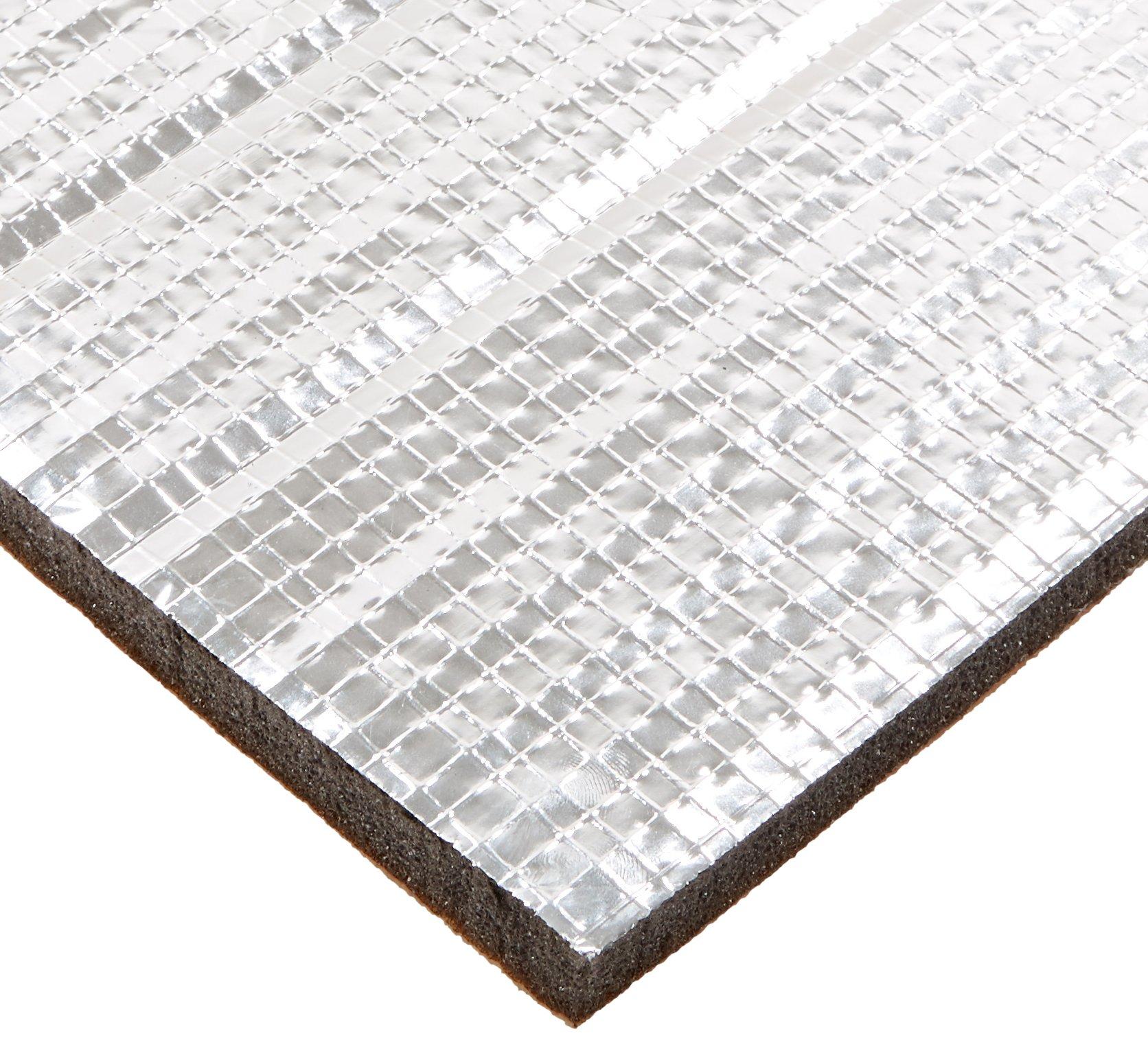 Dynamat 11905 Hoodliner 32'' x 54'' x 3/4'' Thick Self-Adhesive Sound Deadener