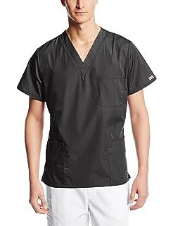 Cherokee Workwear Unisex V Neck Scrub Top