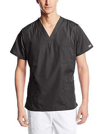 14ff686292c Amazon.com: Cherokee Originals Unisex V-Neck Scrubs Shirt: Clothing