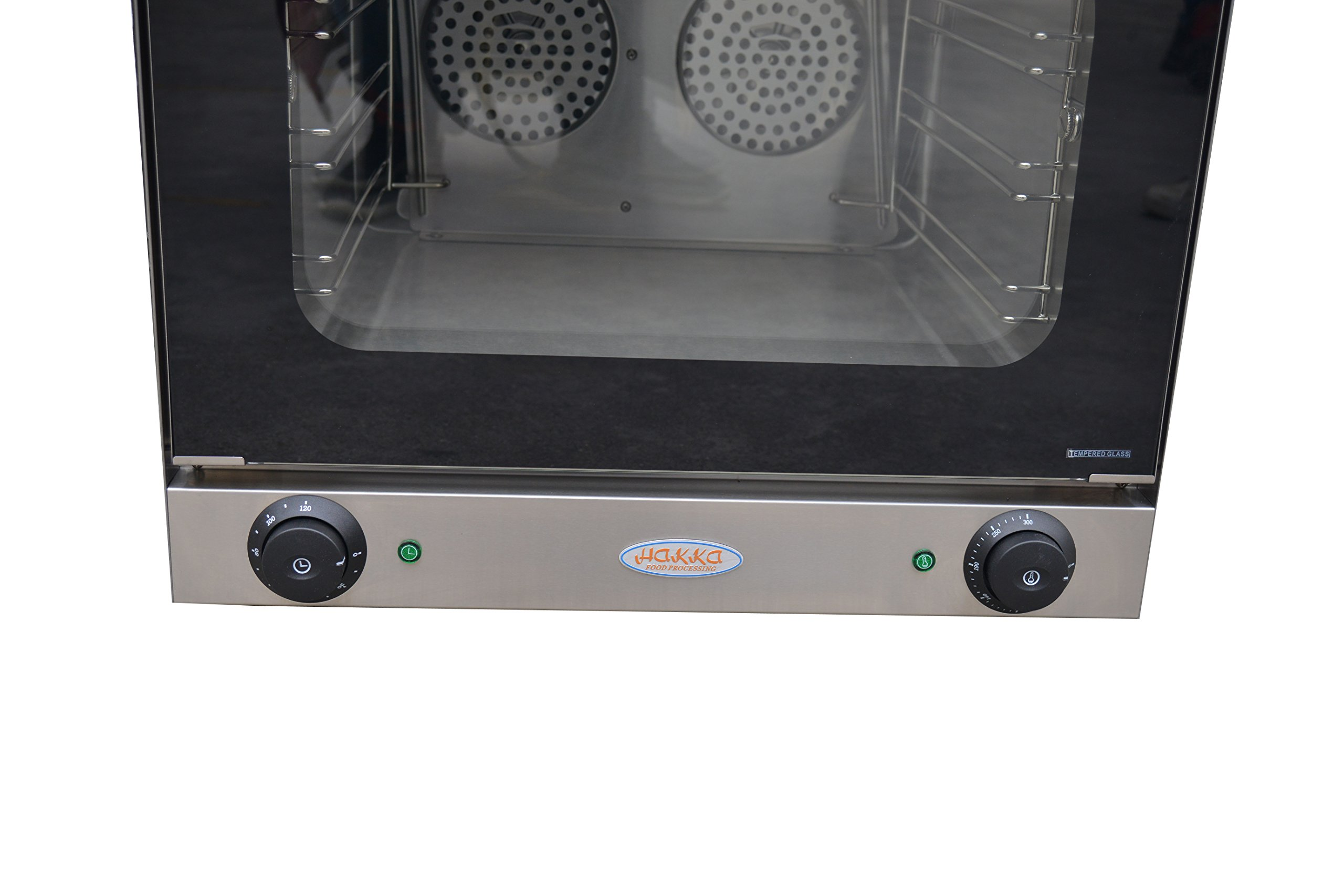 Hakka Commercial Convection Counter Top Oven with Steaming Function (220V/60Hz) by HAKKA (Image #5)