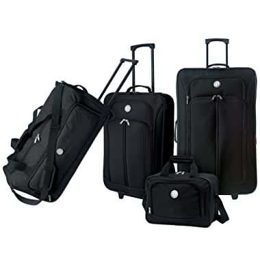 Travelers Club 20  Expandable Carry-On Luggage