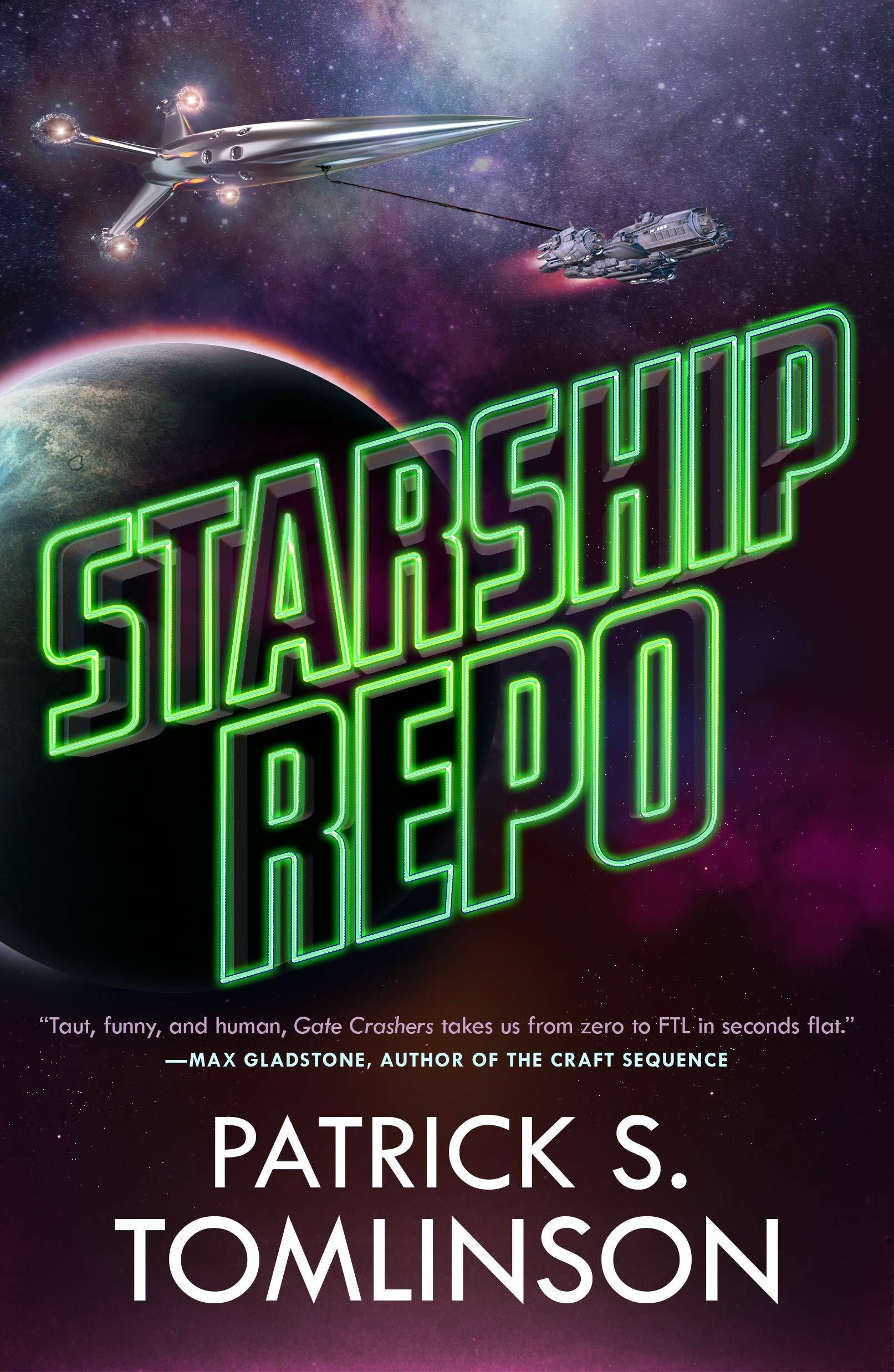 Starship Repo: Amazon.es: Patrick S. Tomlinson: Libros en ...