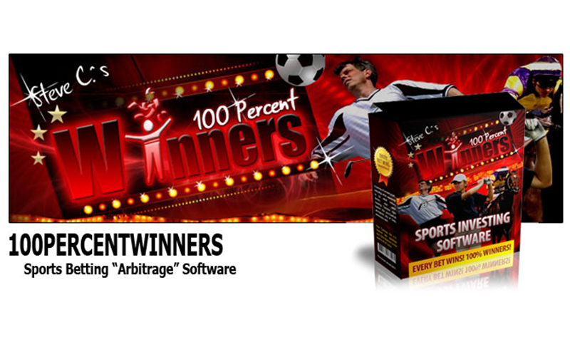 100 percent winners sports betting software for bookies