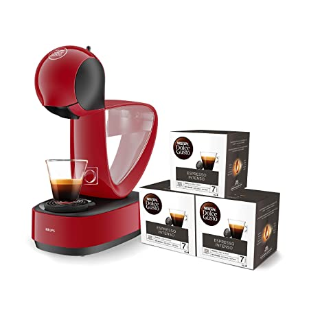 Pack Krups Dolce Gusto Infinissima KP1705 - Cafetera de ...