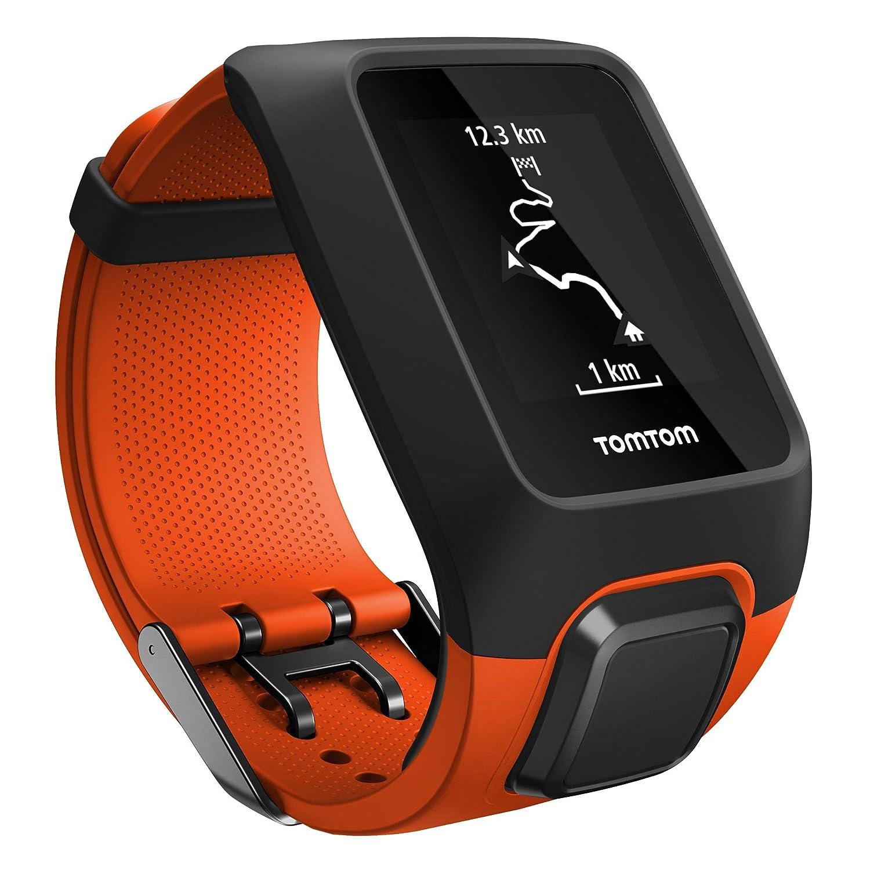 TomTom Adventurer - Reloj deportivo, 3 GB, GPS, pulsómetro integrado, más de 500 canciones, modo Multisport, Bluetooth Smart, 143 -...