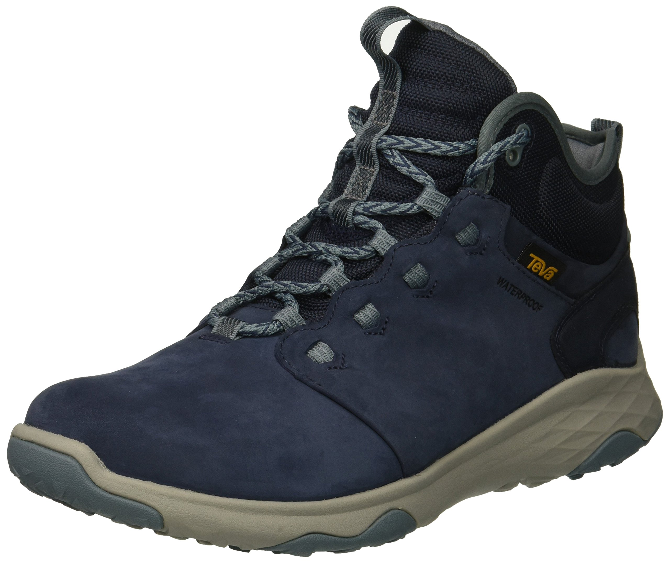 Teva Women's W Arrowood 2 Mid Waterproof Hiking Boot, Midnight Navy, 08 M US by Teva