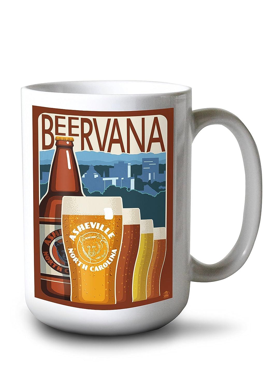 激安超安値 Asheville、ノースカロライナ州 – Beervana 12 12 x Mug 18 B077RXQNQS Metal Sign LANT-45959-12x18M B077RXQNQS 15oz Mug 15oz Mug, ミスギムラ:4ec25343 --- 4x4.lt