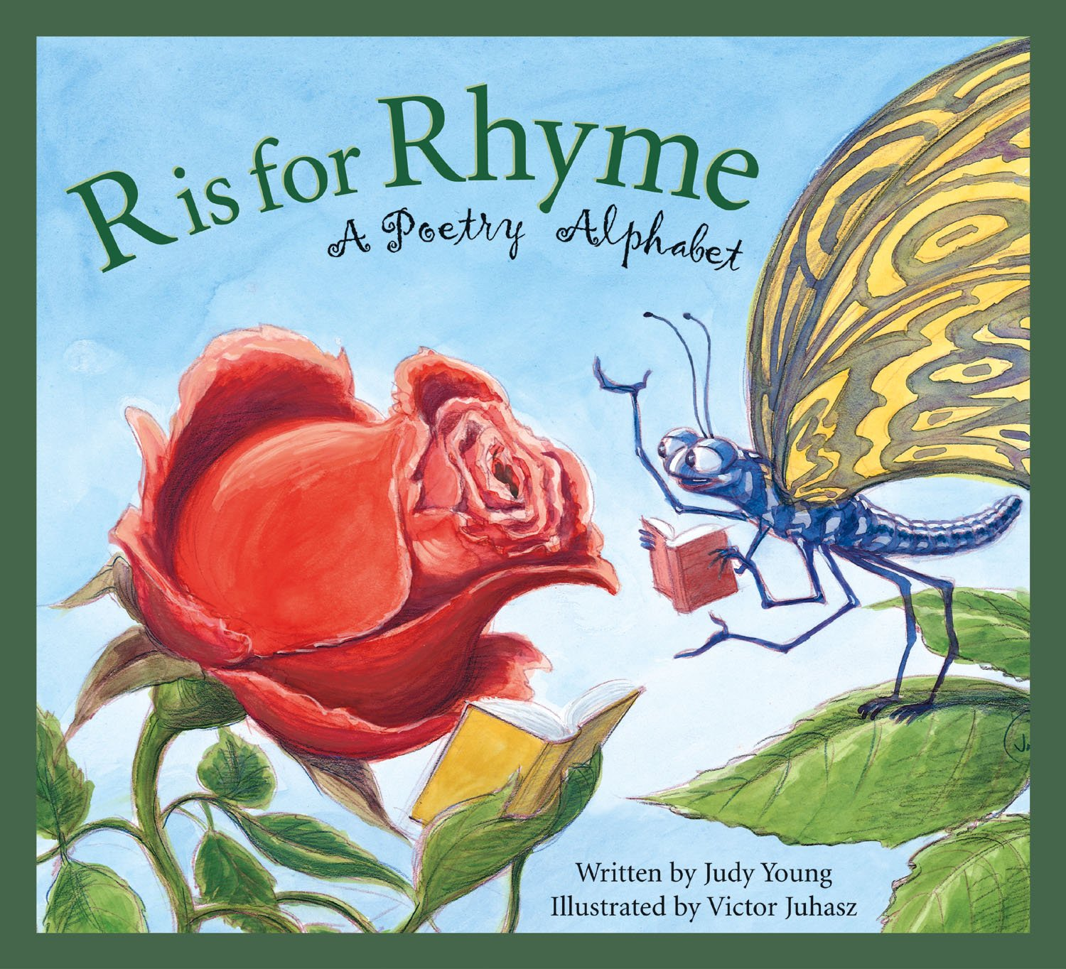 Download R is for Rhyme: A Poetry Alphabet (Art and Culture) PDF