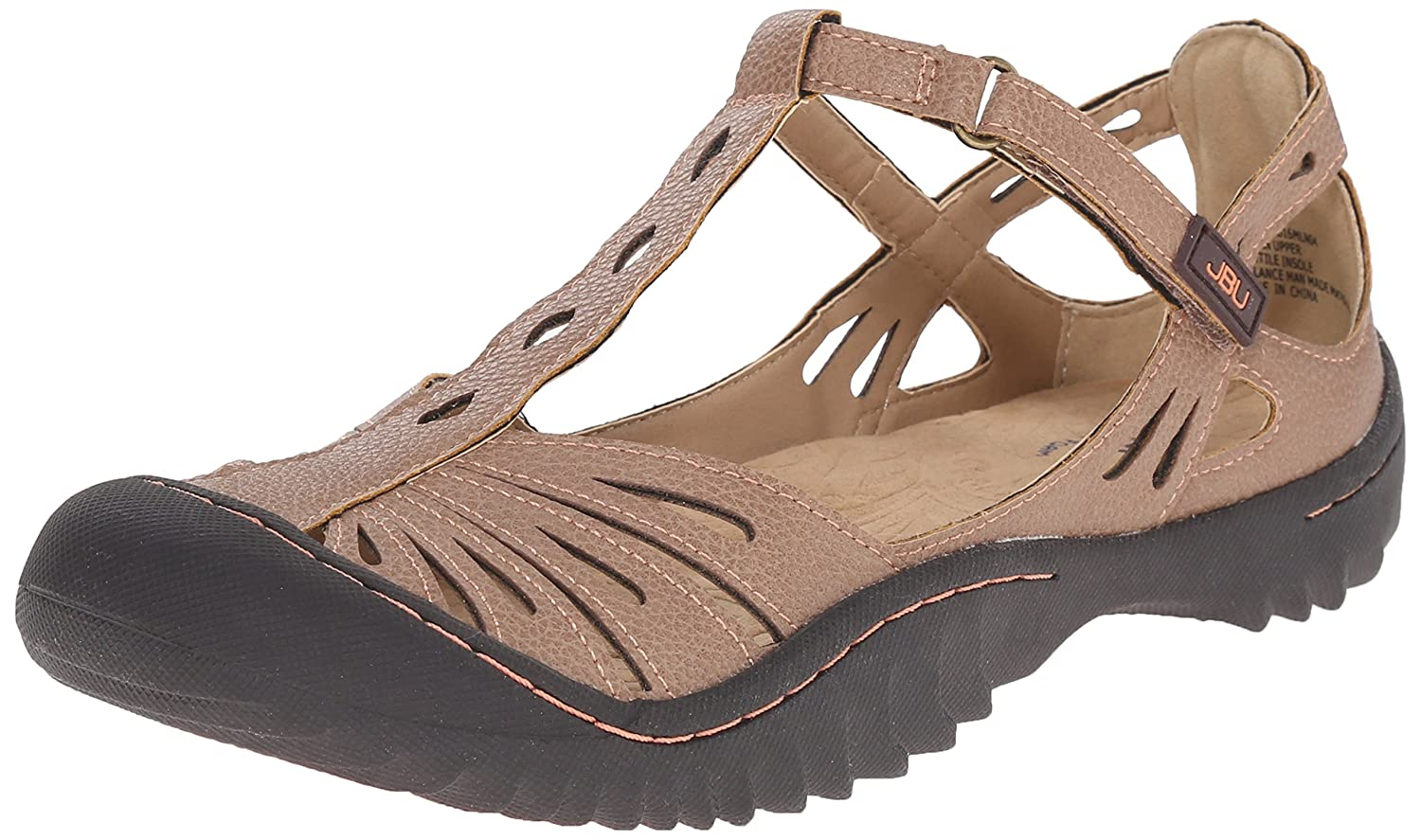 JBU by Jambu Women's Melon Flat