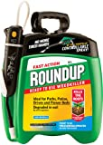 Scotts Miracle-Gro Roundup Fast Action Weedkiller Pump 'N Go Ready To Use Spray, 5 L
