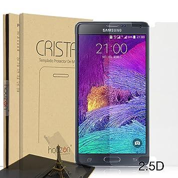 HOUZON Cristal Templado Protector de Pantalla para Samsung ...