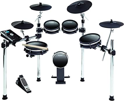 """Tom Drum Trigger Pad for Electronic Drums. Alesis DM Pad 9/"""" Snare Drum"""