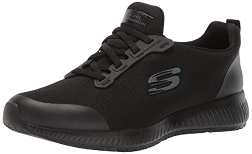 Skechers for Work Women s Squad SR Food Service Shoe
