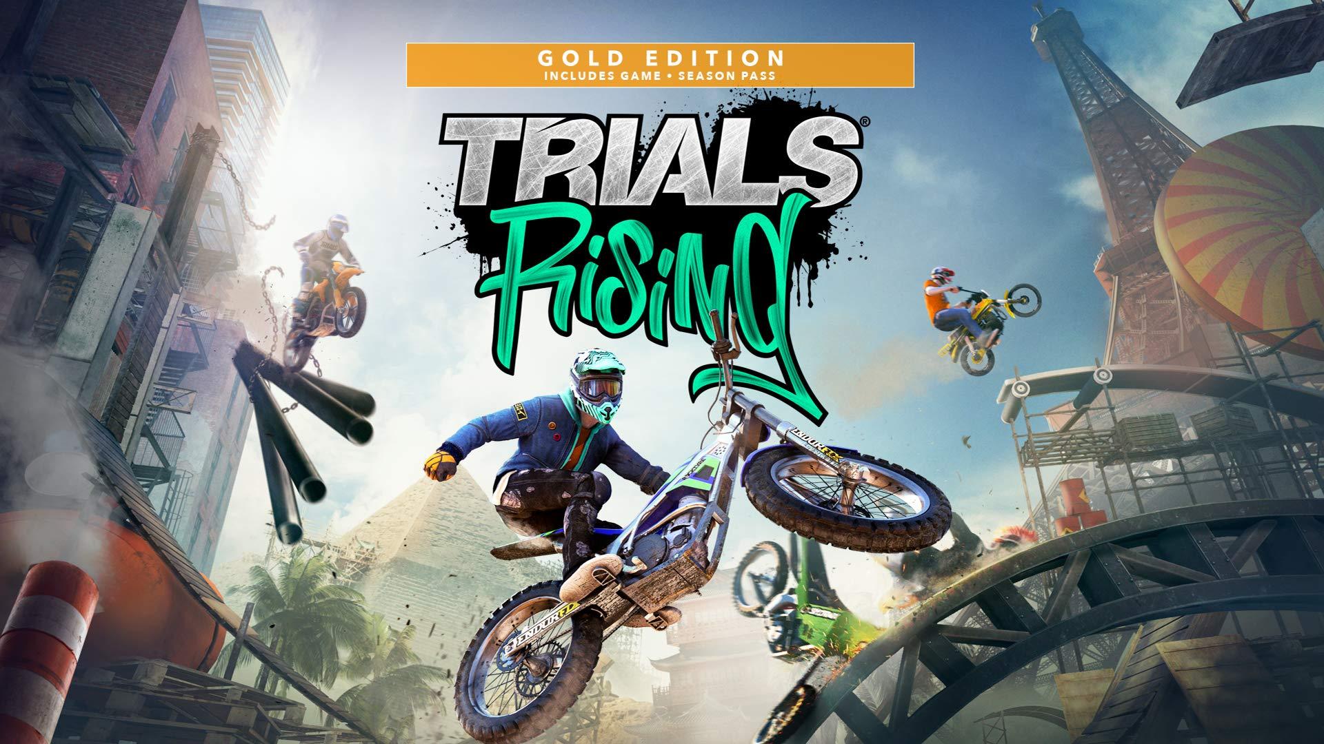 Trials Rising Gold Edition - Nintendo Switch [Digital Code]