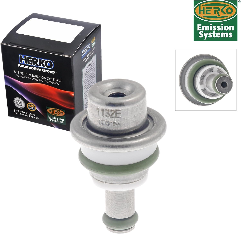 New Fuel Pressure Regulator Herko PR4050 For Honda Civic 06-11