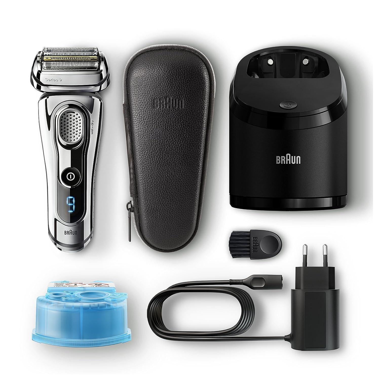 tipos de maquinas de afeitar electricas