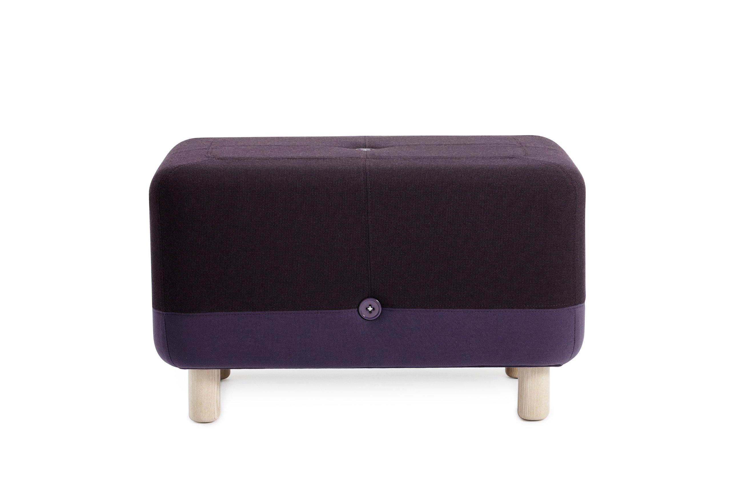 Sumo Pouf, Purple
