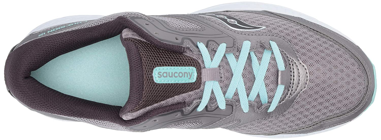 Saucony Womens VERSAFOAM Cohesion 12 Road Running Shoe