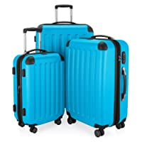 HAUPTSTADTKOFFER - Spree - Bagages Cabine à Main, Valise Rigide, Trolley, ABS, TSA
