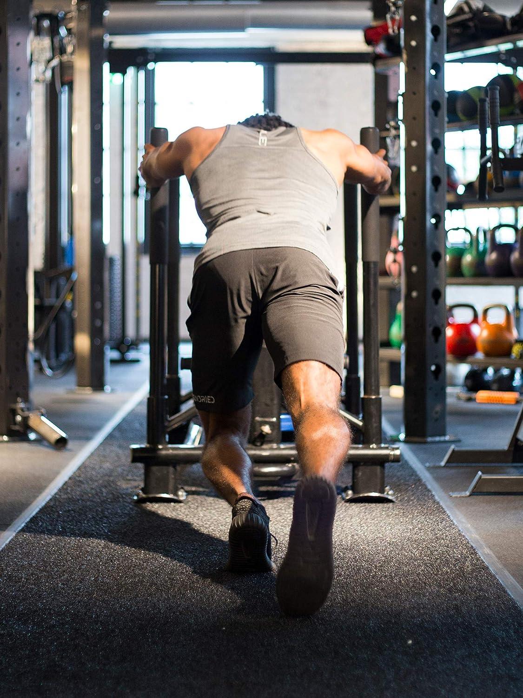 Sundried Hommes Gilet sans Manches en Cours de Formation Technique Gym Tank Top