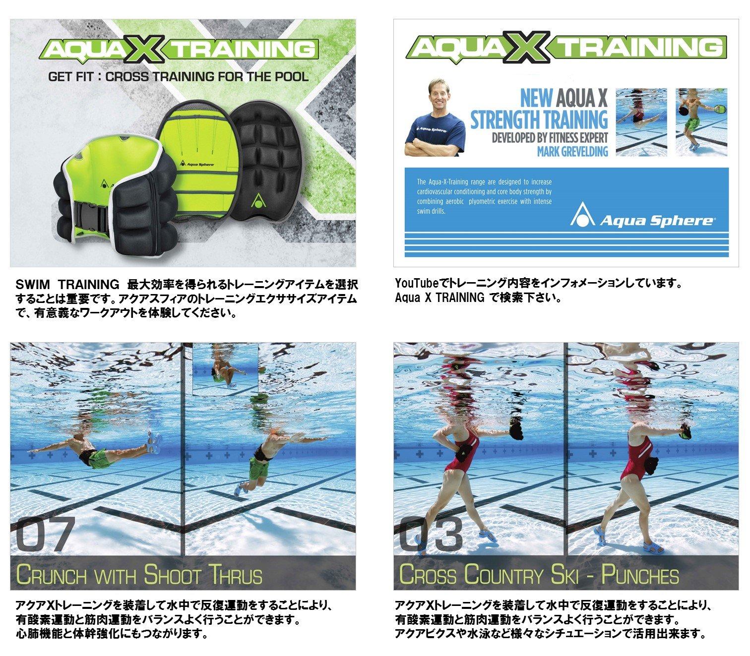 Aqua Sphere Aqua x GT Belt,