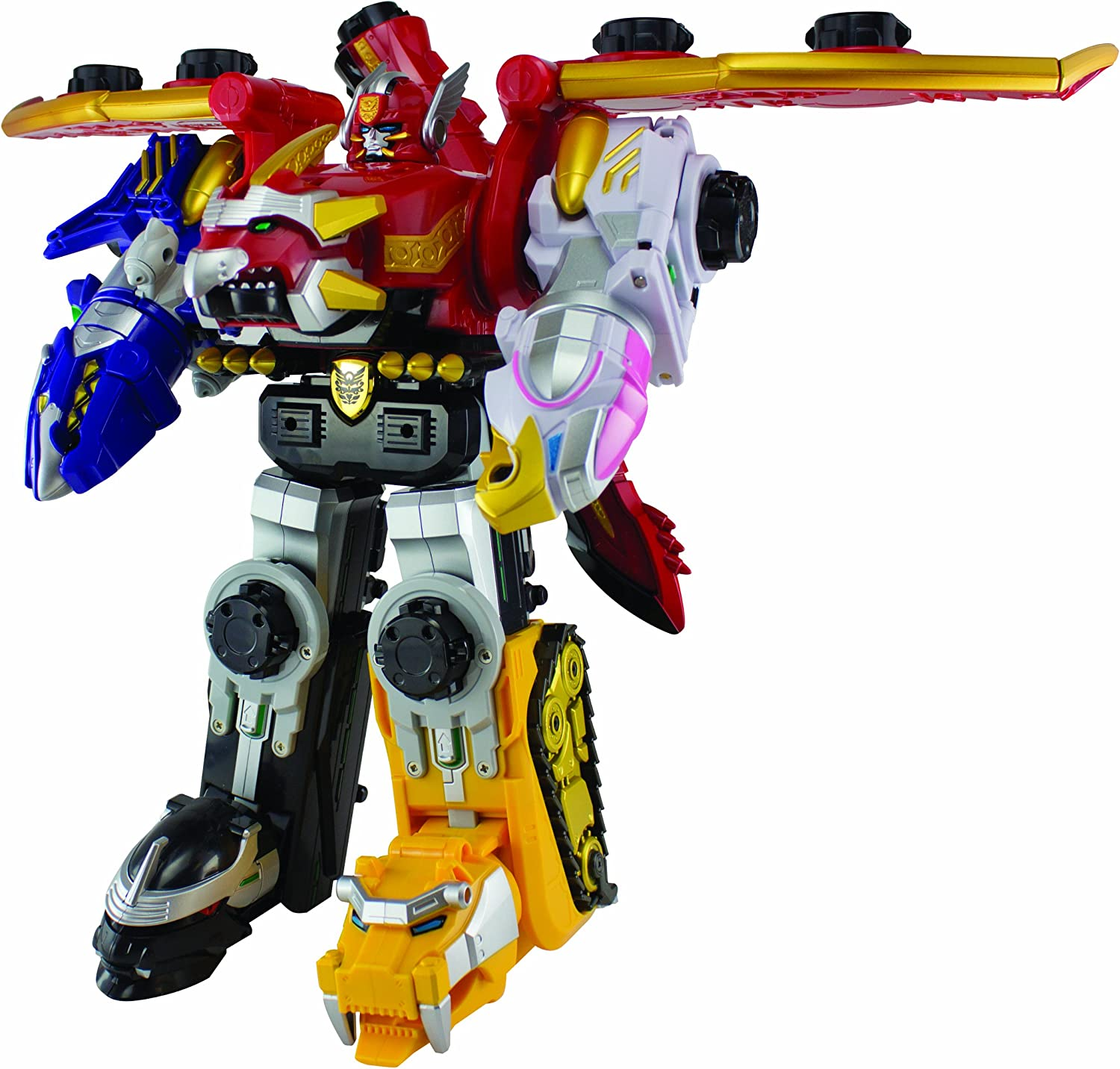 Bandai Power Rangers Nippon Edition Legendary Megazord