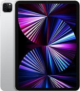 2021 Apple 11-inch iPad Pro (Wi‑Fi, 128GB) - Silver