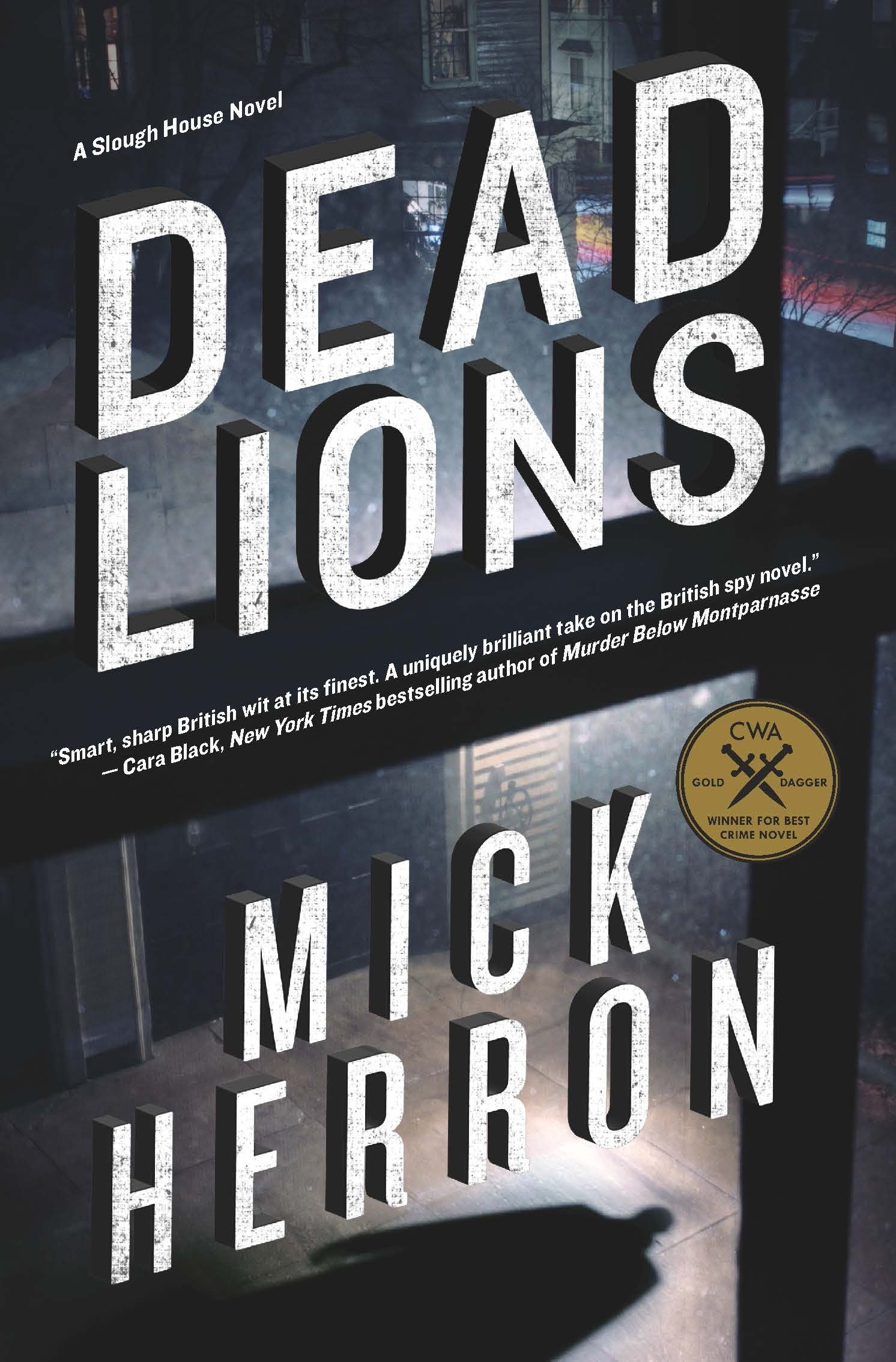 Read Online Dead Lions (Slough House) ebook