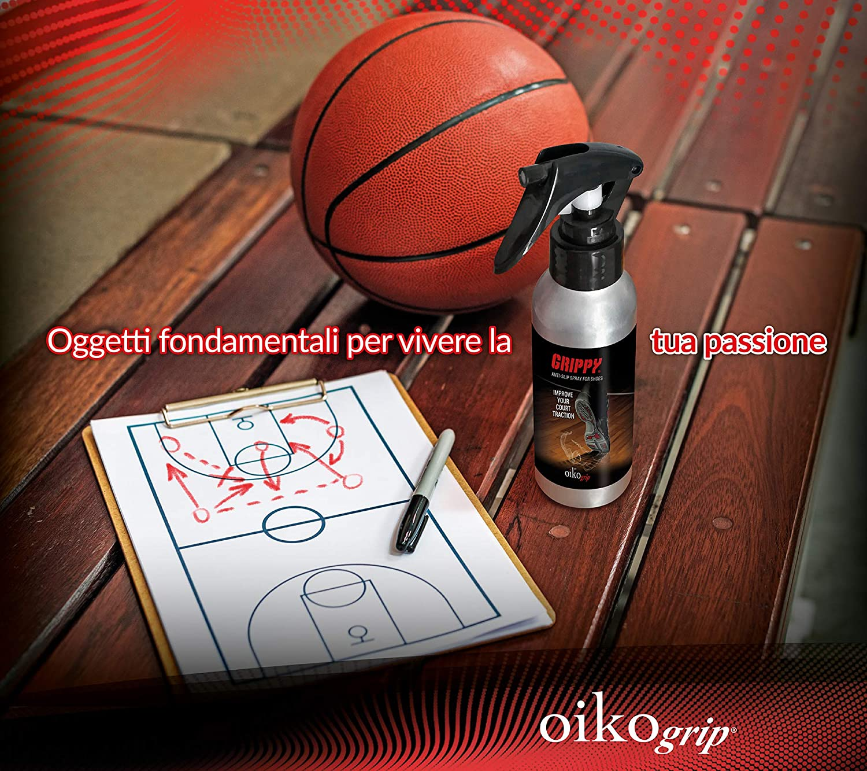 Grippy, aerosol antideslizante para deportes en pista cubierta: Amazon.es: Deportes y aire libre