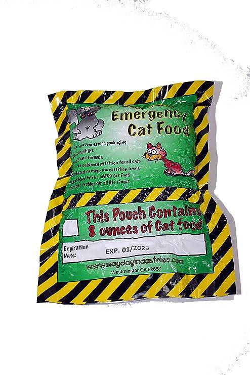 Amazon.com: Mascota Evac Pak, LLC MayDay emergencia gato ...