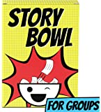 Story Bowl: The Party Game for Groups | Kids, Adults or Teens | Small or Large Group Games