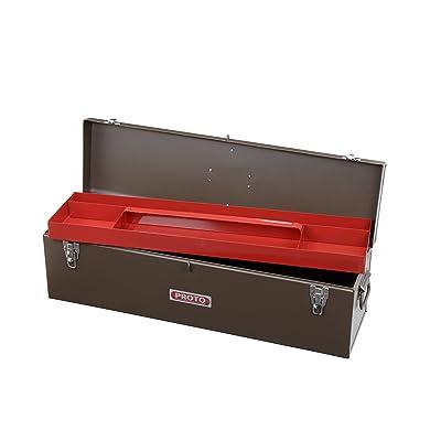 Stanley Proto J9979-NA Proto Carpenter's Box - Carpenters Tool Box - .com